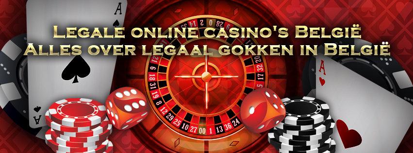 Legale online casino's België