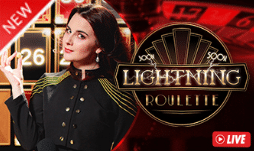 Lighting Roulette Evolution Gaming