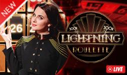 Lighting Roulette Evolution Gaming