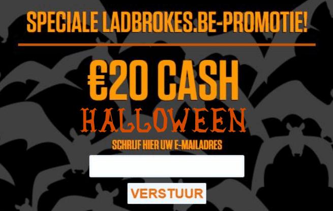 20 euro gratis bij ladbrokes casino