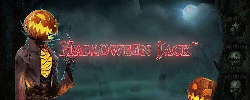 Vanaf 24 oktober is de Halloween Jack videoslot speelbaar in België