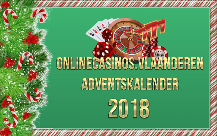 Adventskalender Promoties maandag 3 december 2018