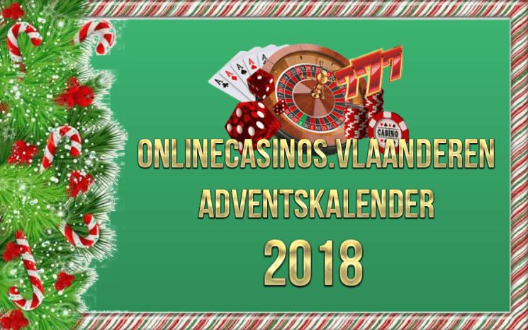 Adventskalender Promoties zondag 2 december 2018