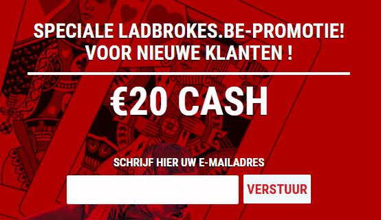 Ladbrokes Promotie