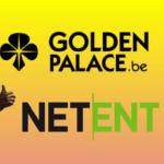 4 Nieuwe spelproviders waaronder Netent bij GoldenPalace.be