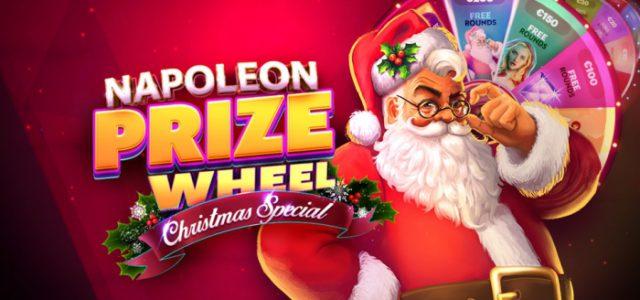 December promoties bij Napoleon Games