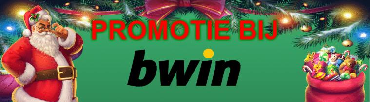 kertspromotie bij Bwin.be
