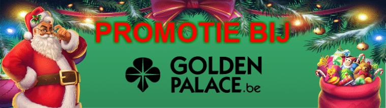 kertspromotie bij Golden Palace